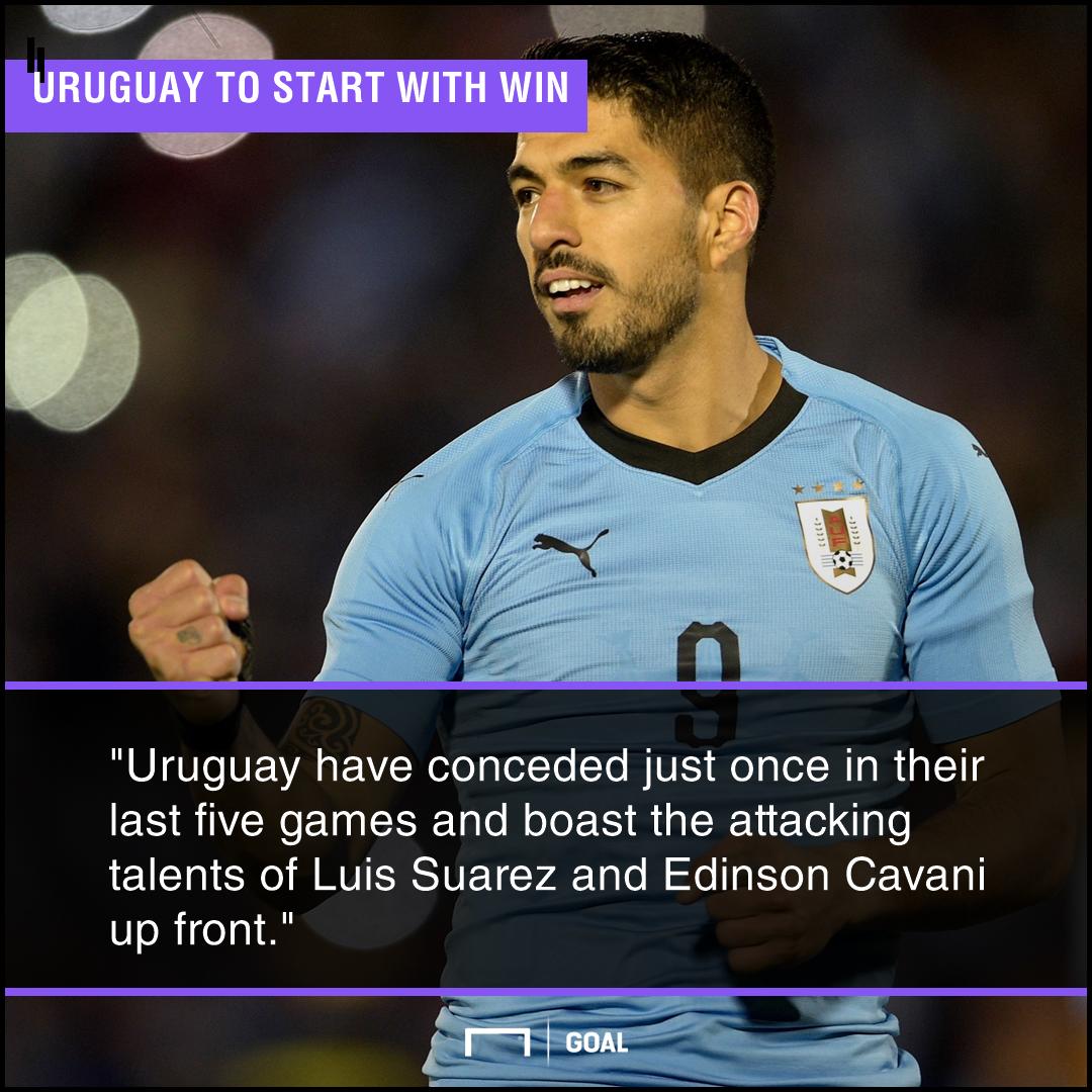 Egypt Uruguay graphic