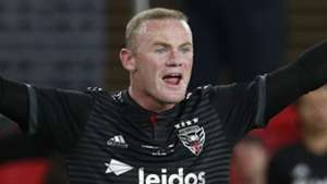 Wayne Rooney DC United 2018