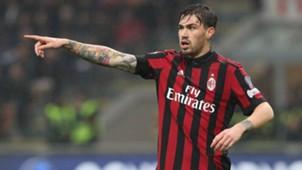 Alessio Romagnoli AC Mailand 04042018