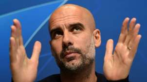 Pep Guardiola, Man City presser