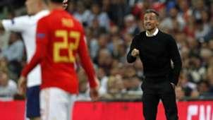 Luis Enrique Inglaterra España England Spain Nations League 08092018