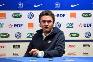 Sylvain Ripoll France Espoirs