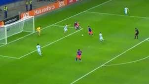 Argentina Colombia Fecha 1 Grupo B Copa America 2019 Captura TV