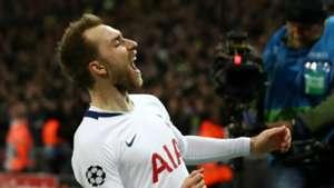 Christian Eriksen Tottenham 2018-19