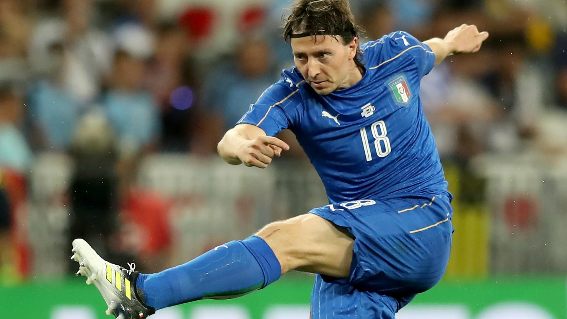 Nazionale, Italia-Uruguay: infortunio per Marchisio, al suo posto Montolivo
