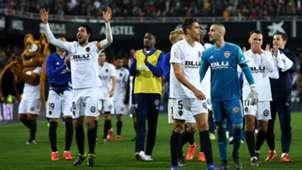 Valencia celebrates Copa del Rey