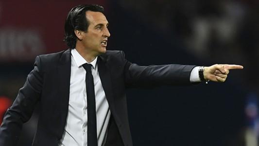 Unai Emery PSG Guingamp Ligue 1 09042017