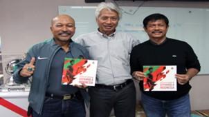 Fakhri Husaini - Danurwindo - Indra Sjafri - Filosofi Sepakbola Indonesia