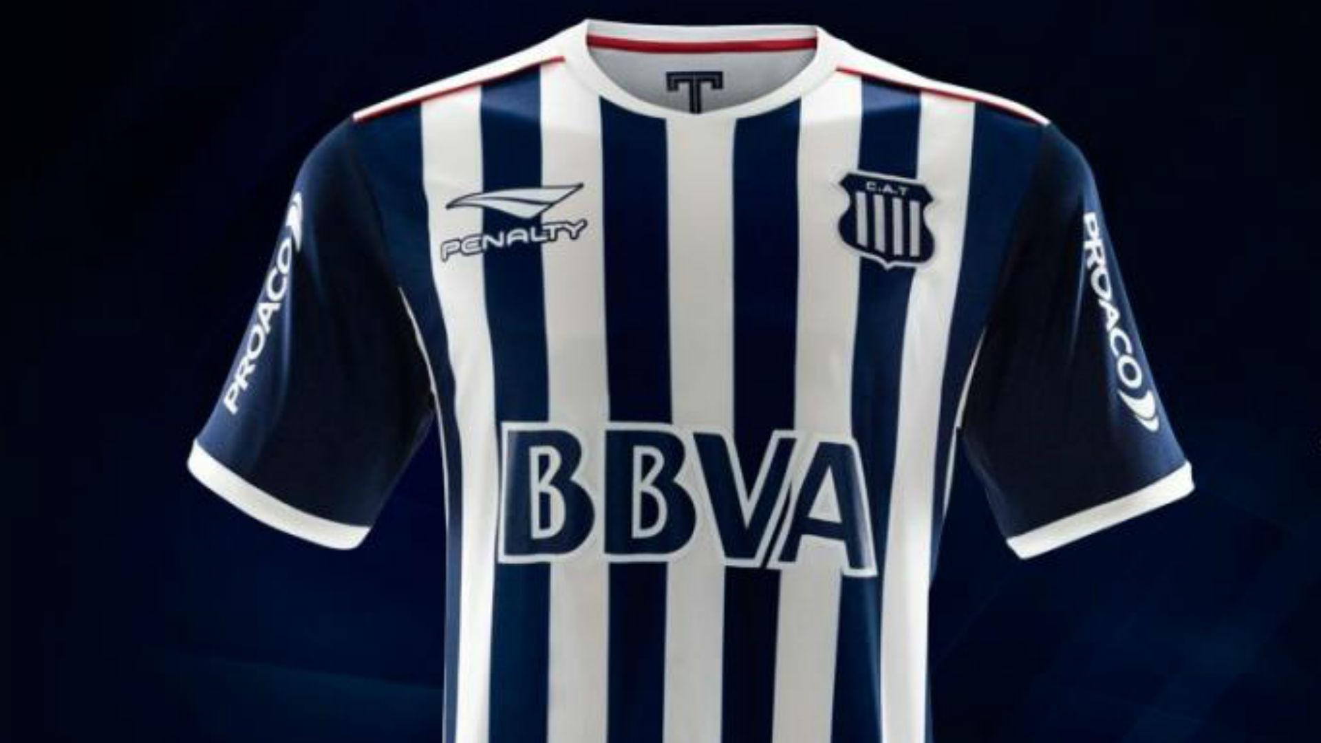 Camiseta Talleres 2017