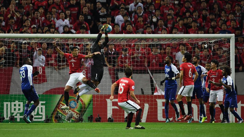 Urawa Red Diamonds v Al Hilal; AFC Champions League 2017 final
