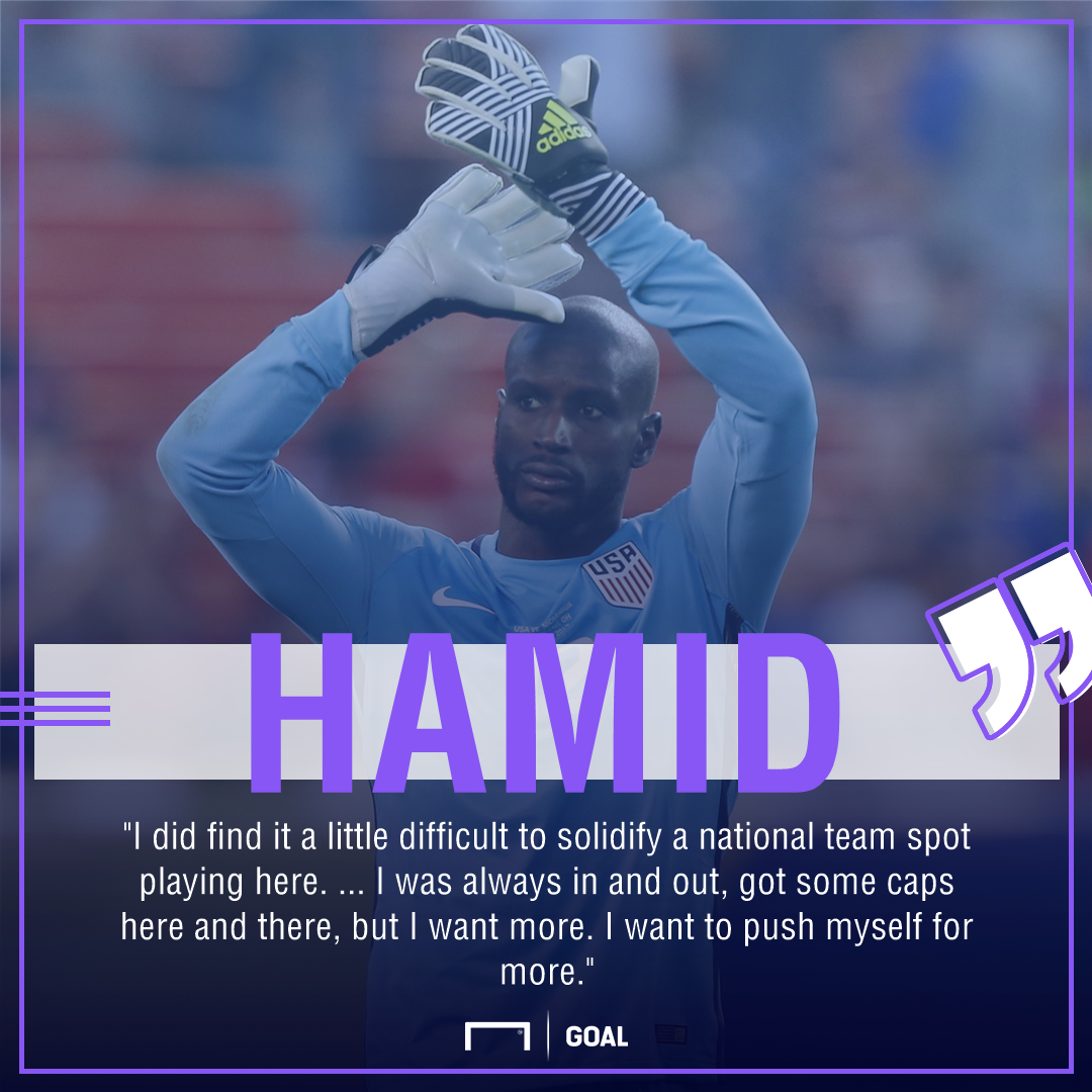 Bill Hamid quote GFX