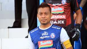 Hamka Hamzah - Arema FC