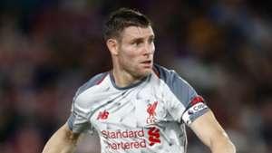 James Milner, Liverpool away