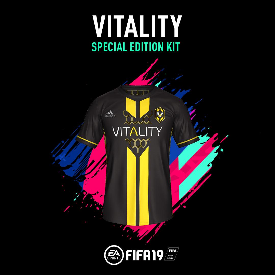 FIFA 19 Vitality