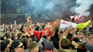 Spartak Moscow Russian Premier League 17052017