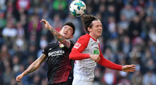 Charles Aranguiz Bayer Leverkusen