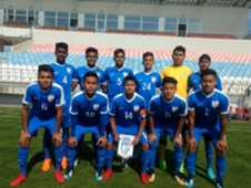 India U-16 vs Tajikistan