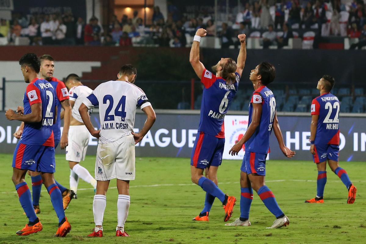 Delhi Dynamos Bengaluru FC