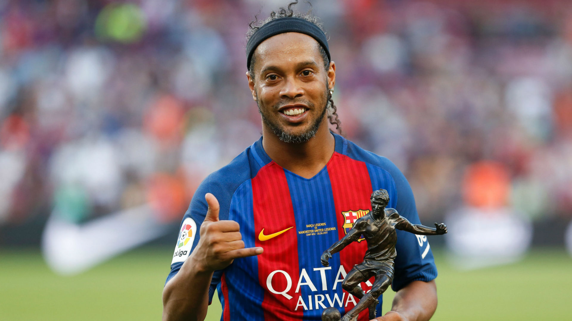 Ronaldinho will not participate in the World Cup in South Africa 76