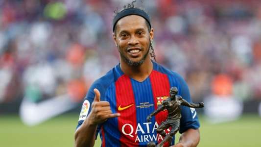 EXTRA TIME: Okocha leads African stars' tribute to legendary Ronaldinho