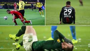 GFX Meistgefoulte Spieler der Bundesliga #2