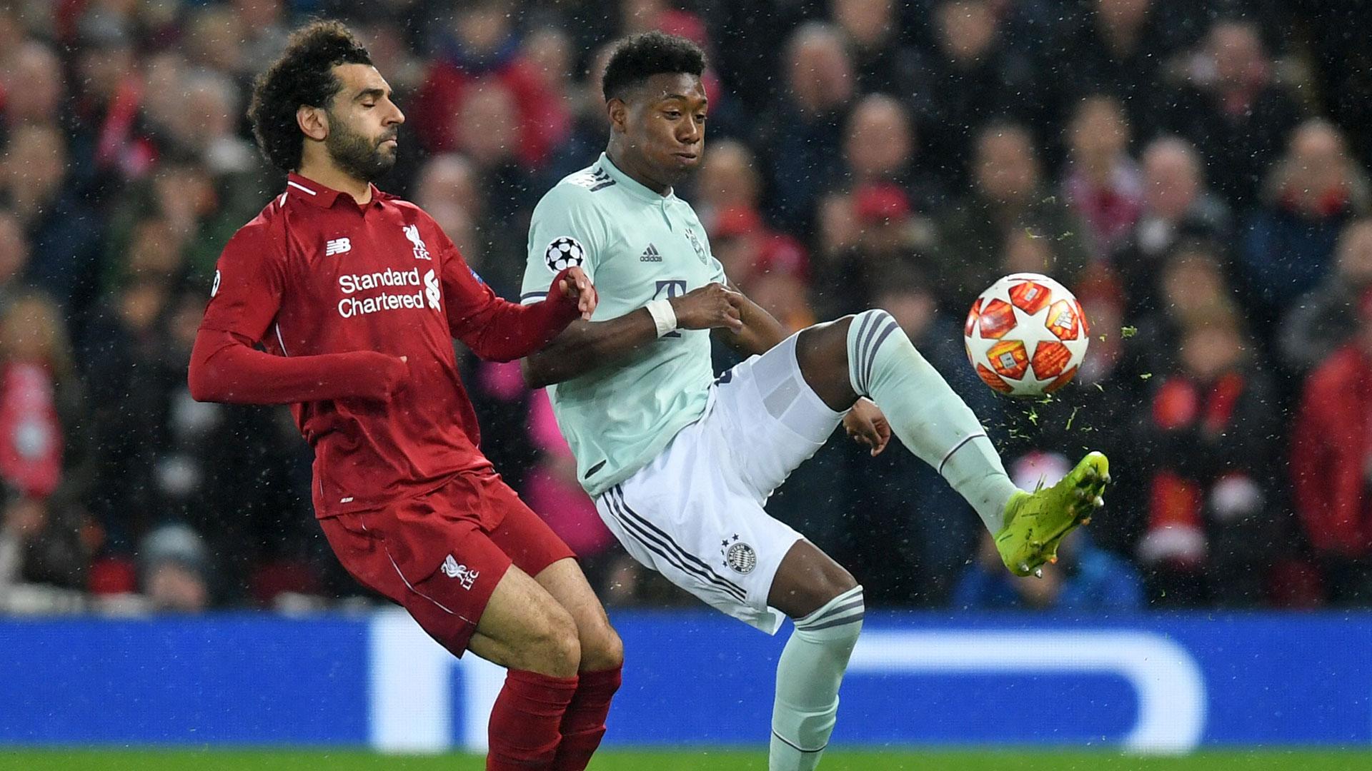 Bayern Vs Liverpool Photo: FC Liverpool Vs. FC Bayern München: Remis In Anfield