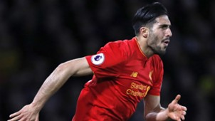 Emre Can Liverpool Premier League