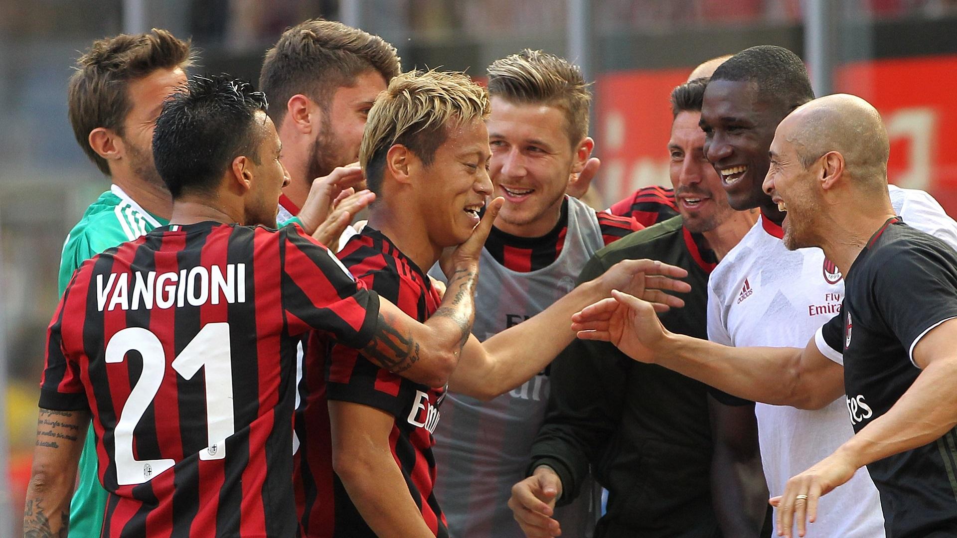 Lascerò il Milan a fine stagione — L'annuncio di Honda