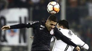 Gabriel foi expulso na derrota do Corinthians