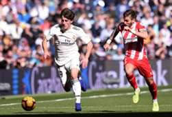 Odriozola Real Madrid Girona LaLiga