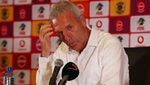 How Kaizer Chiefs kept Akpeyi because of doubts over Khune - Middendorp