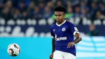 Weston McKennie Schalke 09222018
