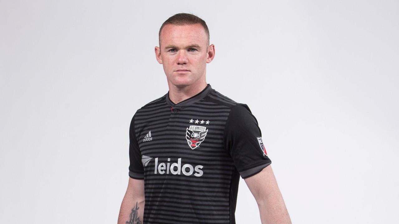 Wayne Rooney D.C. United