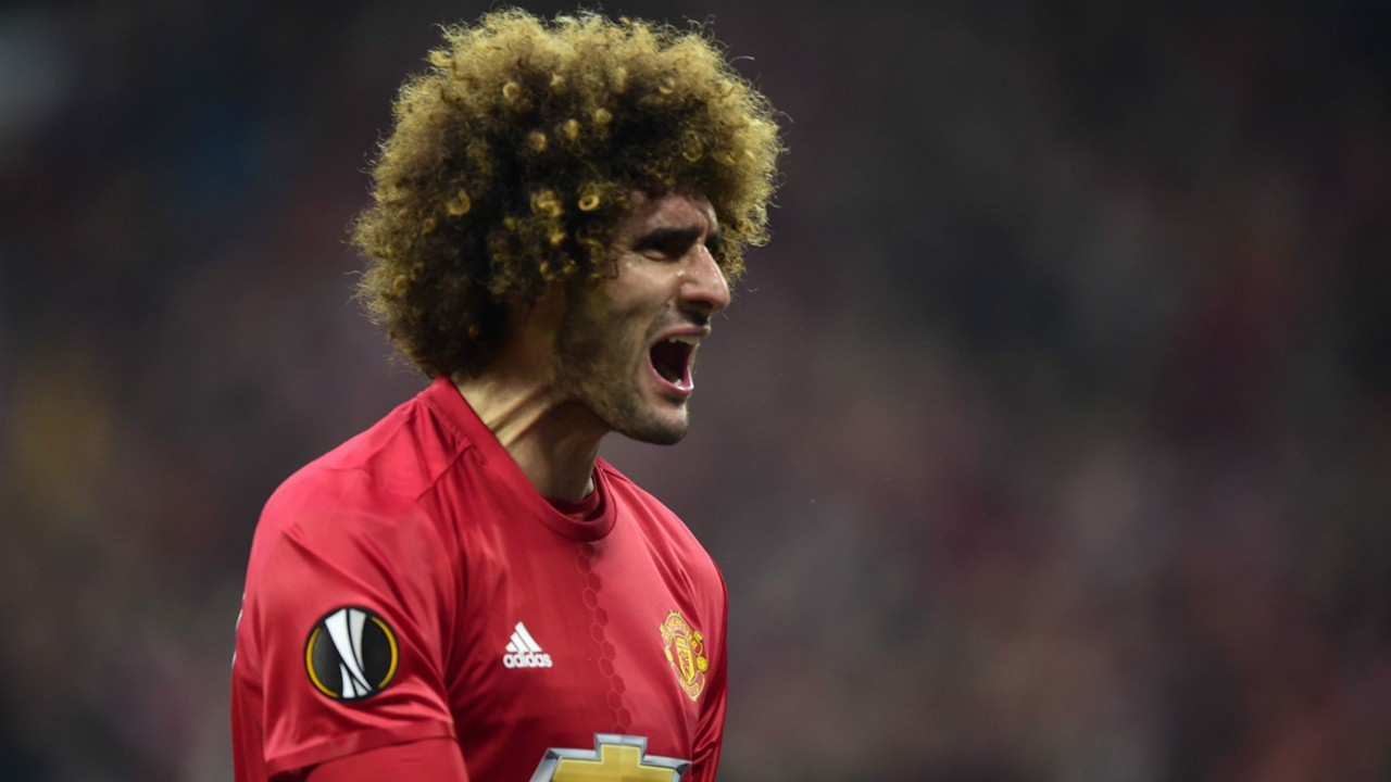 Transfer news Marouane Fellaini close to swapping Manchester