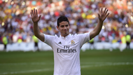 James Rodriguez Real Madrid 2014