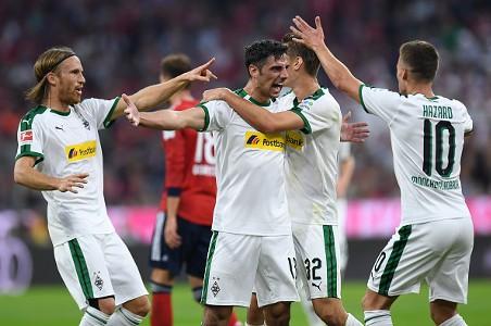 Bayern Munchen Borussia Bundesliga 061018