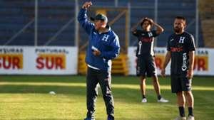 Jorge Jiménez Honduras Training 13112018