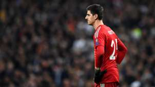 Thibaut Courtois Real Madrid Ajax UCL 05032019