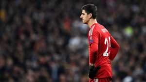 Thibaut Courtois Real Madrid Ajax UCL 05032019