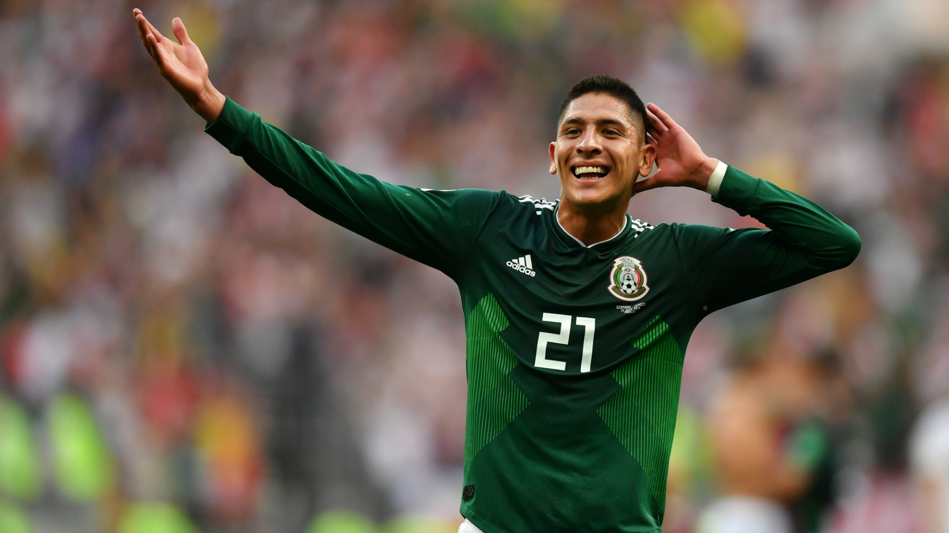 Edson Álvarez Selección mexicana 170618