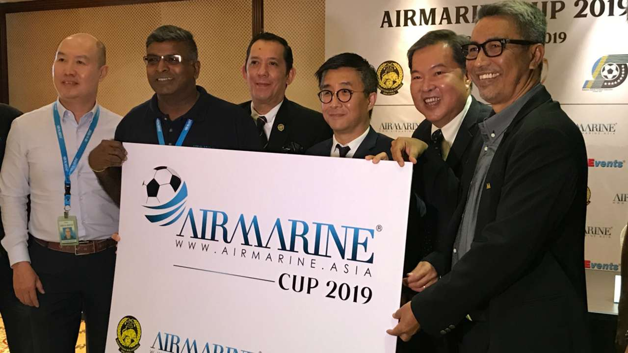 Airmarine Cup, Malaysia