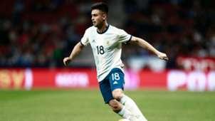 Gonzalo Pity Martinez Argentina Venezuela Friendly 22032019