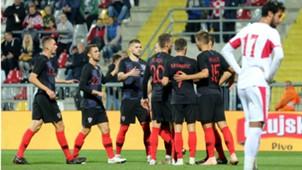 Croatia Jordan friendly 15102018