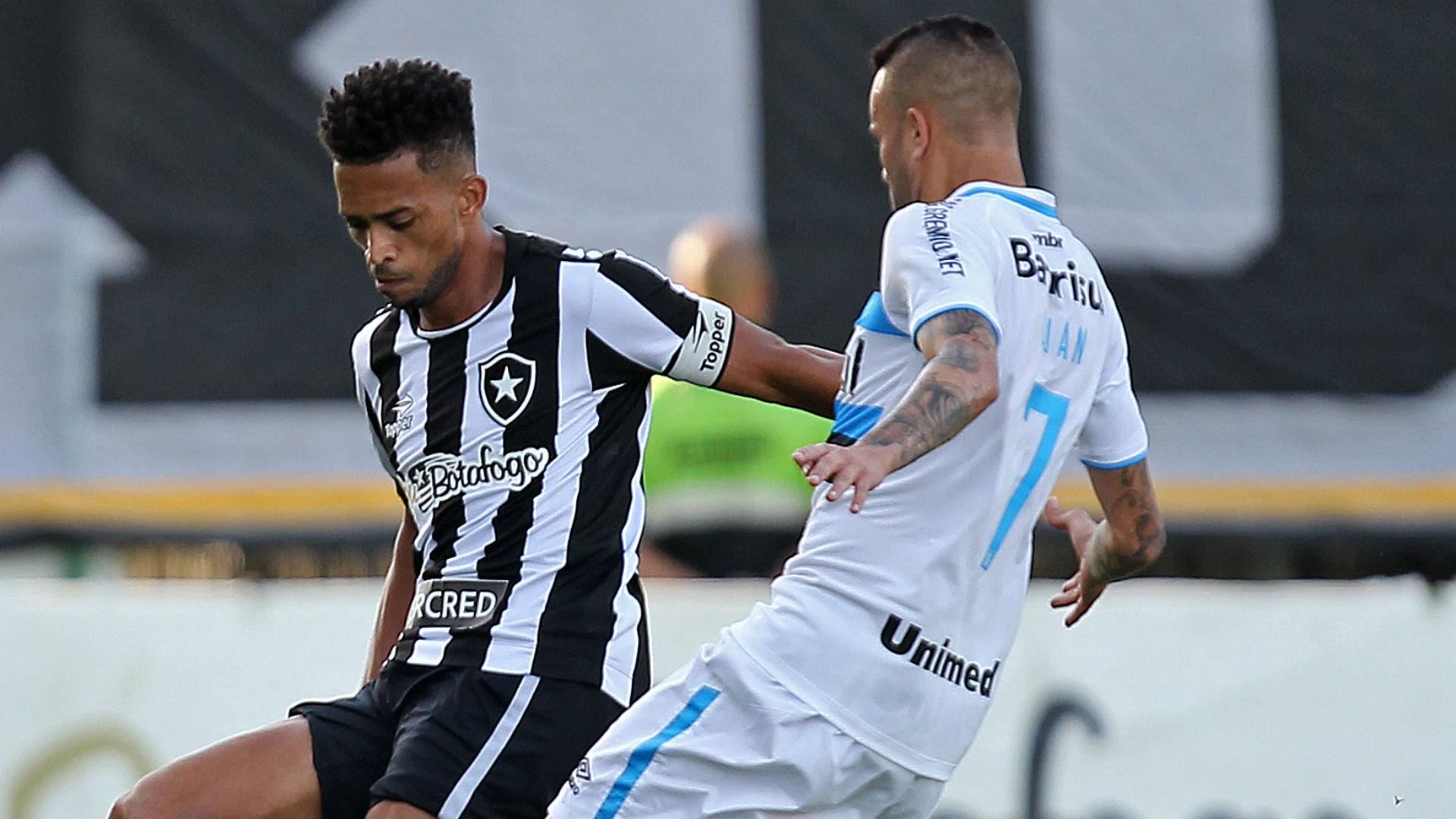 Luis Ricardo Botafogo Brasileirão 2016 Grêmio