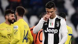 Cristiano Ronaldo Juventus Chievo Serie A