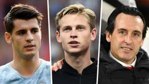 Winners and losers of January transfer window