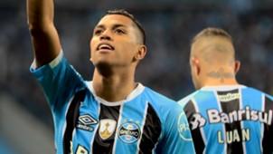 Pedro Rocha Luan Gremio Godoy Cruz Libertadores 09082017