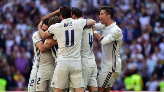 Real Madrid Atletico Madrid La Lig