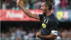 Chiellini Juventus Serie A
