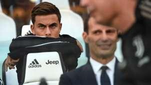 Dybala Allegri Juventus